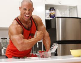 Самое лучшее спортивное питание для роста и набора мышечной массы