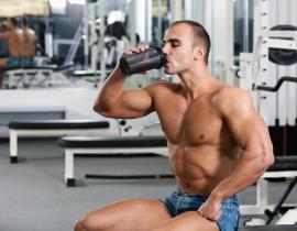 Спортивное питание на накачивание мышц: какие средства необходимы?