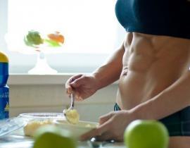 Безопасное спортивное питание для набора мышечной массы