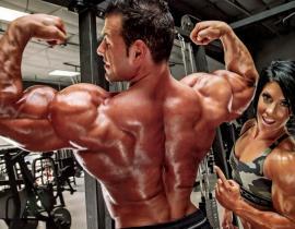Спортивное питание для наращивания и набора мышц