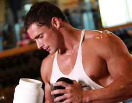 Спортивное питание для начинающих спортсменов и профессиональных атлетов