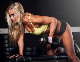 Спортивное питание для набора веса для девушек: виды, особенности, эффективность