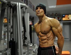 Спортивное питание для набора и роста сухой мышечной массы