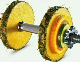 Хорошее натуральное спортивное питание для набора мышечной массы