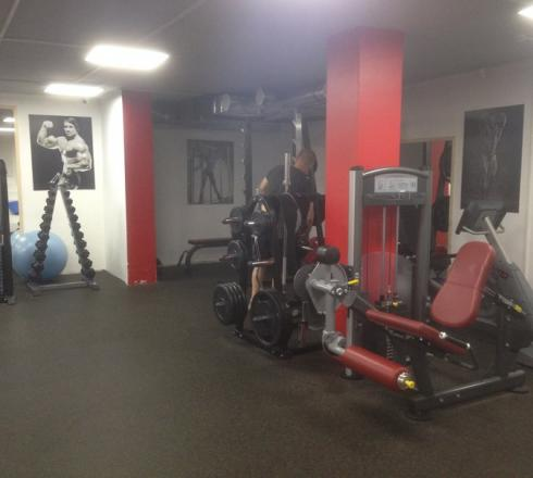 Фитнес центр идеал геленджик