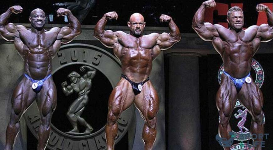 Результаты ARNOLD CLASSIC 2015 Men's Bodybuilding absolute