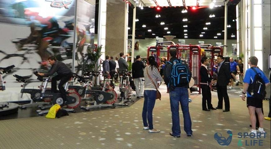 Fitness Show Room 2015