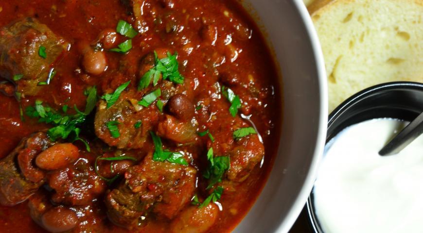 Тушеное мясо пошаговый рецепт фото