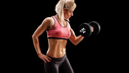 Правильные тренировки для женщин в тренажерном зале
